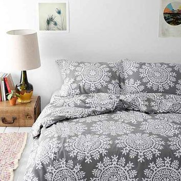 Plum & Bow Maya Medallion Duvet