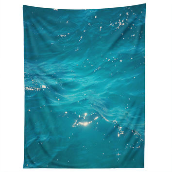 Catherine McDonald Coral Sea Tapestry