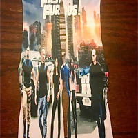 Fast & Furious 7 Paul Walker Basketball Socks Area 72 Kobe Lebron Kd