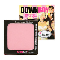 theBalm downBOY Shadow/Blush, Pink