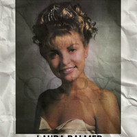 Twin Peaks Laura Palmer MISSING sign