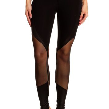 Set The Pace Mesh Up Legging