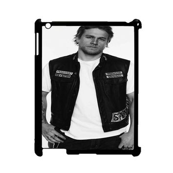 Soa Sons Of Anarchy Jax Teller iPad 2/3/4 Case