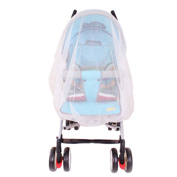 Mosquito Net Baby Stroller Bed Netting Safe Baby Carriage Insect Full Cover quality first