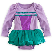 Disney Ariel Cuddly Costume Bodysuit for Baby | Disney Store