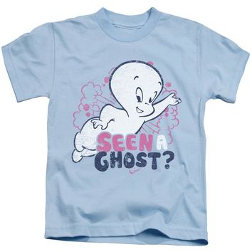 Casper - Seen A Ghost Short Sleeve Juvenile 18/1