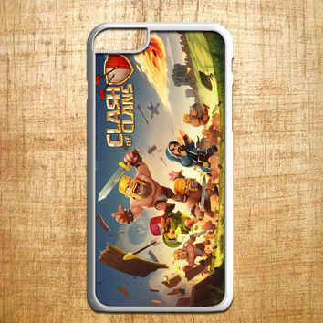 clash of clans game cover for iphone 4/4s/5/5s/5c/6/6+, Samsung S3/S4/S5/S6, iPad 2/3/4/Air/Mini, iPod 4/5, Samsung Note 3/4, HTC One, Nexus Case*PS*