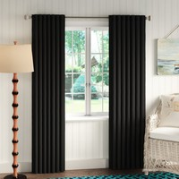 Sweetwater Room Darkening Thermal Blackout Curtain Panels