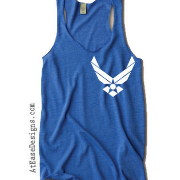 Simple Military Tank - at ease designs usmc navy army usaf uscg clothing