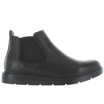 Wanted South - Black Dual-Gore Pull-On Flat Bootie