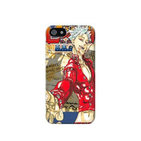 P2150 Nanatsu no Taizai Seven Deadly Sins Ban Case For IPHONE 4/4S