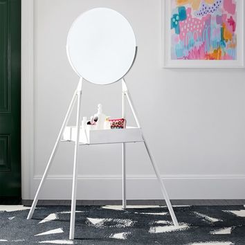 Isabella Rose Taylor Circle Floor Mirror