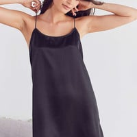 Out From Under Steff Satin Strappy Slip | Urban Outfitters