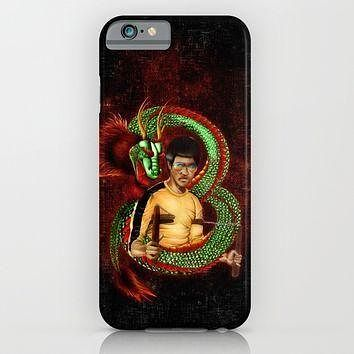 Tagre™ The Dragon with rainbow ray ban eye glass pencils color art iPhone & iPod Case by Gree