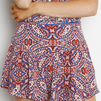 ENC Printed Shorts