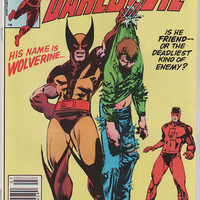 Daredevil, V1, 196.  NM-.  Jul 1986