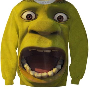 Shrek Crewneck Sweatshirt