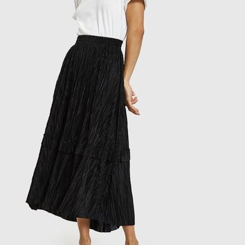Stelen / Holi Skirt in Black