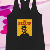 The Weeknd King Of The Fall For Tank top women and men unisex adult