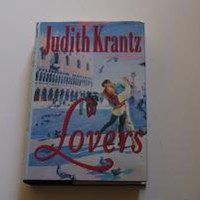 LOVERS by Judith Krantz: Crown Publishing 9780517593332 Hardcover, Book Club Edition - Wisdom Lane Antiques