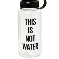 Not Water Sport Bottle
