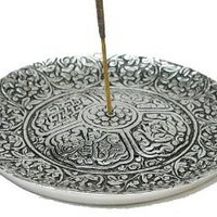1 X Tibetan Incense Burner