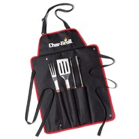 Charbroil BBQ Tool Set and Apron