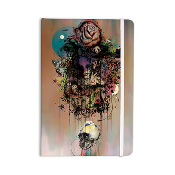 "Mat Miller ""Doom and Bloom"" Dark Rose Everything Notebook"