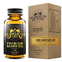 Beard Oil, Beard Conditioner Moisturizer Softener