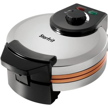 Starfrit(R) 024705-004-0000 Eco Copper Electric Waffle Maker