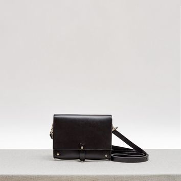 Box Shoulder Bag by Ann Demeulemeester- La Garçonne
