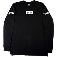 Black Creation Long Sleeve
