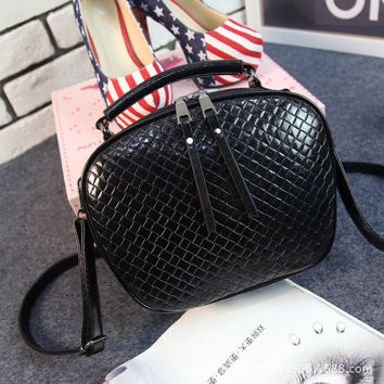 Apple Winter Korean One Shoulder Bags [6582742791]