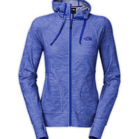 The North Face Women's Shirts & Tops Hoodies WOMEN'S KIRATA FULL ZIP HOODIE