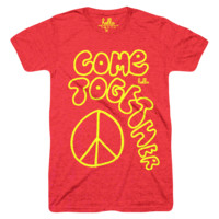 """Come Together"" Tee"