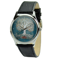 Tree of life Watch - Free shipping - Unisex watch