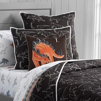 Braden Dino Quilted Bedding