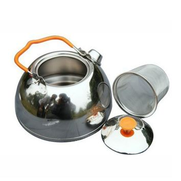Outdoor Camping Equipment Stainless Steel Kettle/Teapot