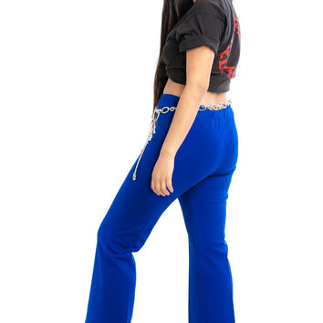 Vintage 70's Primary Directive Trousers - L
