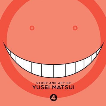 Assassination Classroom Vol. 4