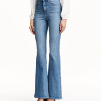 Flare Jeans - from H&M