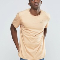Puma | Puma Oversized T-Shirt In Tan at ASOS