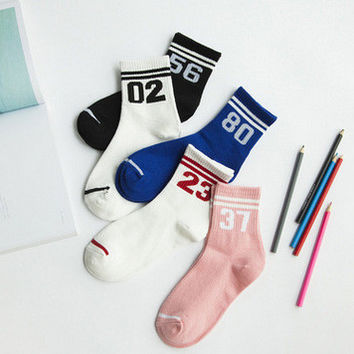 Ladies Cotton Winter Socks [9259038852]
