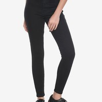 NEW! Blackheart Black Rinse Jeggings