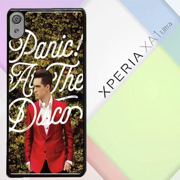 Panic At The Disco Cute X5617 Sony Xperia XA1 Ultra Case