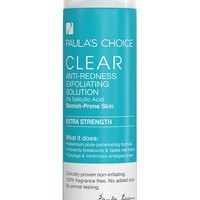 Paula's Choice 'Clear' Extra Strength Anti-Redness Exfoliating Solution