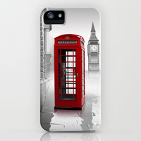 London iPhone Case by CarolinaInBerlin | Society6
