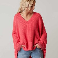 FREE PEOPLE TAKE OVER ME SWEATER