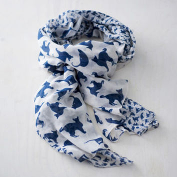 Playful Cats Scarf