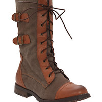Groove Cognac Force Boots